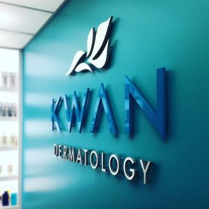 Kwan Technology Custom Lobby Sign