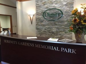 Funeral Home Interior Sign Collection