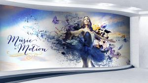Large Format Wall Murals